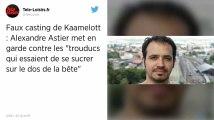 Kaamelott. «Nous n'avons pas besoin de figurants» affirme Alexandre Astier après une fausse annonce