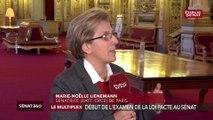 Taxation des GAFA : « On reprend des propositions qu'on a faites il y a 3 ou 4 ans » s'insurge Marie-Noëlle Lienemann