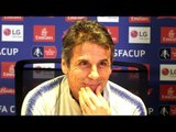 Chelsea 3-0 Sheffield Wednesday - Gianfranco Zola Full Post Match Press Conference - FA Cup