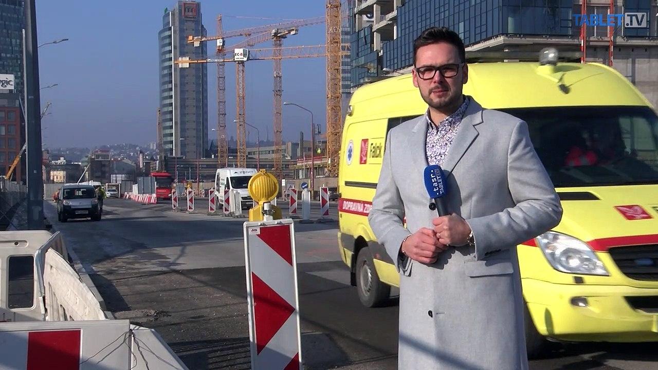 Vallo: Bratislavu čakajú ťažké časy na cestách a dopravné peklo