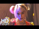 BIRDS OF PREY First Look Trailer (2020) Harley Quinn Movie HD
