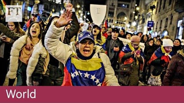 Venezuela — a nation in crisis