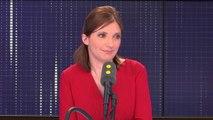 """Aurore Bergé, invitée de """"19h20 politique"""" sur franceinfo"""