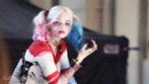 First Look at Margot Robbie as Harley Quinn in 'Birds of Prey' | THR News