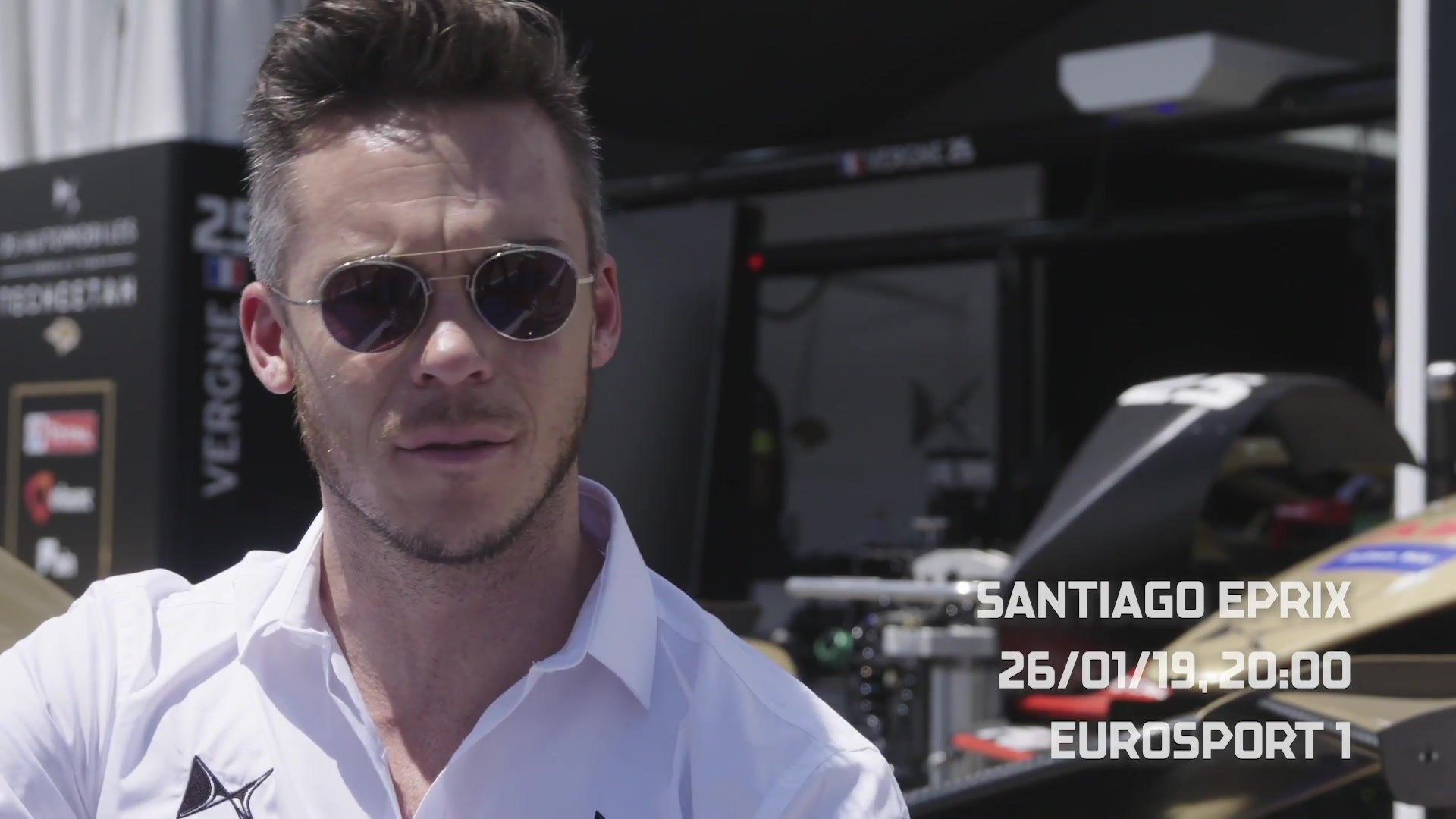 Formula-E Championship in Chile 2019 - Andre Lotterer - Preview