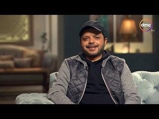 """ملخص حلقة """"محمد هنيدي"""" في صاحبة السعادة: سر حبه ورجوعه للمسرح"""