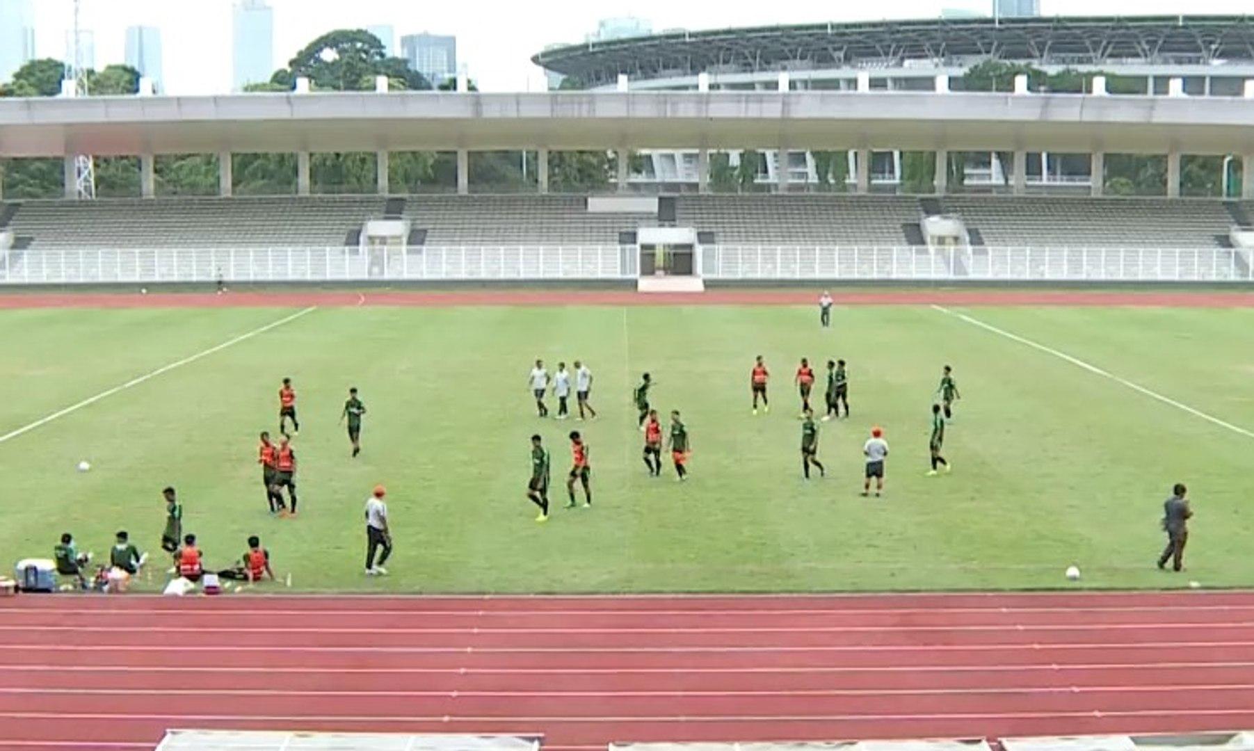 Persaingan Kiper di Timnas Indonesia U-22