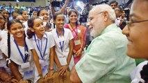 PM Modi at Pariksha Pe Charcha 2.0 with students, parents and teacher | OneIndia News