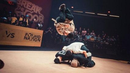 Break The Floor 2019 | Semi Final | Found nation VS Vinotinto