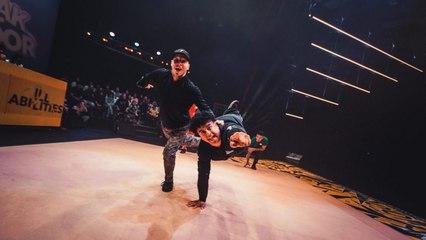 Break The Floor 2019 | 1/4 Final | Unity warriors VS Il abilities