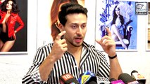Tiger Shroff Gives Major Details Of His Movie With Hrithik Roshan