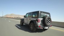 Jeep brand and the Guinness World Record longest zipline - Jeep Jebal Jais flight - Team up to ensure non-stop adventure