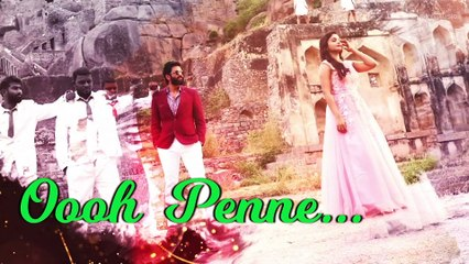 Dhilluku Dhuddu 2  - Kathadi Pol Song Lyrical Video | Santhanam | Rambhala | Shabir