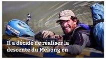 Le Mékong, l'un des fleuves les plus pollués du monde : Rémi Camus témoigne