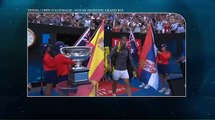 Tennis | open d'Australie: Novak Djokovic grand roi face à Rafael Nadal