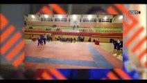 Sports de combat:  Kouadio Colombe, championne de Vovinam