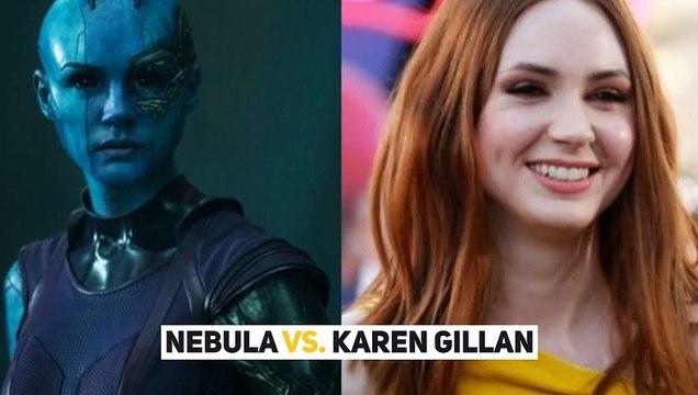 Le vrai visage des acteurs vs le masque