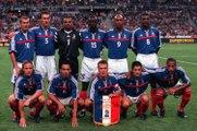 Les joueurs les plus sélectionnés en équipe de France