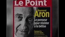 Le portrait de Raymond Aron
