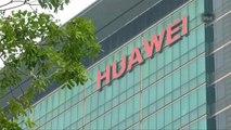 Huawei acusada pela justiça dos EUA