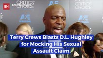 Terry Crews Calls Out D.L. Hughley For Mocking Him