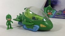 PJ Masks Gekko Deluxe Gekko Mobile with Lights and Sounds Vehicle Just Play || Keith's Toy Box