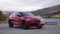 "Alfa Romeo Giulia Quadrifoglio und Alfa Romeo Stelvio Quadrifoglio werden vom britischen Magazin What Car? zum ""Auto des"