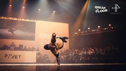 Break The Floor 2019 | Pivet show