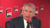 """François Bayrou sur la possibilité du rapatriement des djihadistes français : """"Si on pouvait traiter de leur situation sur place, là où ils ont commis leur forfait ou là où ils ont fait prendre des risques, ce serait mieux."""" #le79Inter"""