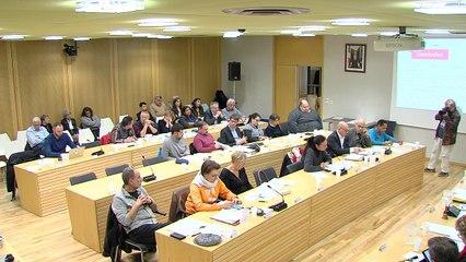 Conseil municipal du 28 janvier 2019