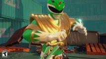 Power Rangers : Battle for the Grid - Extraits de gameplay