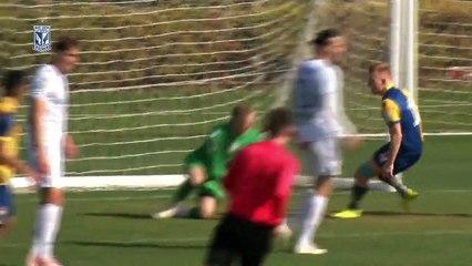 Skrót meczu: Lech Poznań - DAC Dunajska Streda 1:0