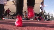 Çivili ayakkabı ile gelen Türkiye şampiyonluğu