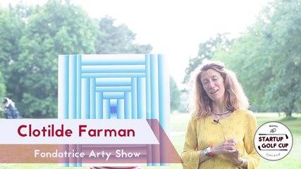 Interview Exposant : Clotilde (Pérault) Farman - Arty Show