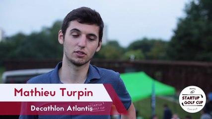 Interview Partenaire : Mathieu Turpin - Decathlon Atlantis