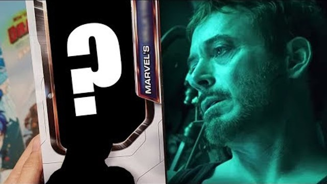 Avengers 4: New Endgame Spoilers Revealed By Toys