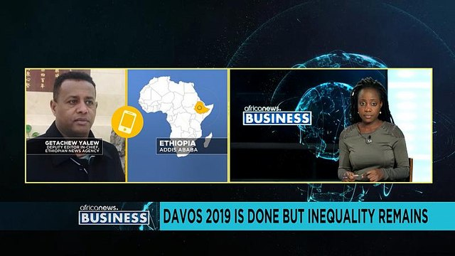 Davos 2019 has ended but inequality remains