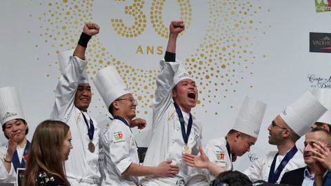 Sweet! Malaysian chefs win World Pastry Cup 2019