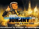 Johnny Hallyday_Deux étrangers (Tour Eiffel 2000)