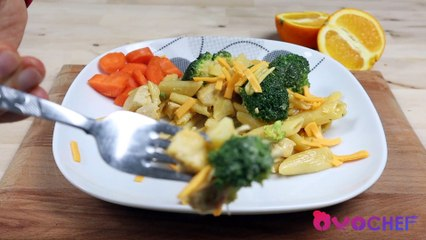 Chicken and Broccoli Penne Recipe