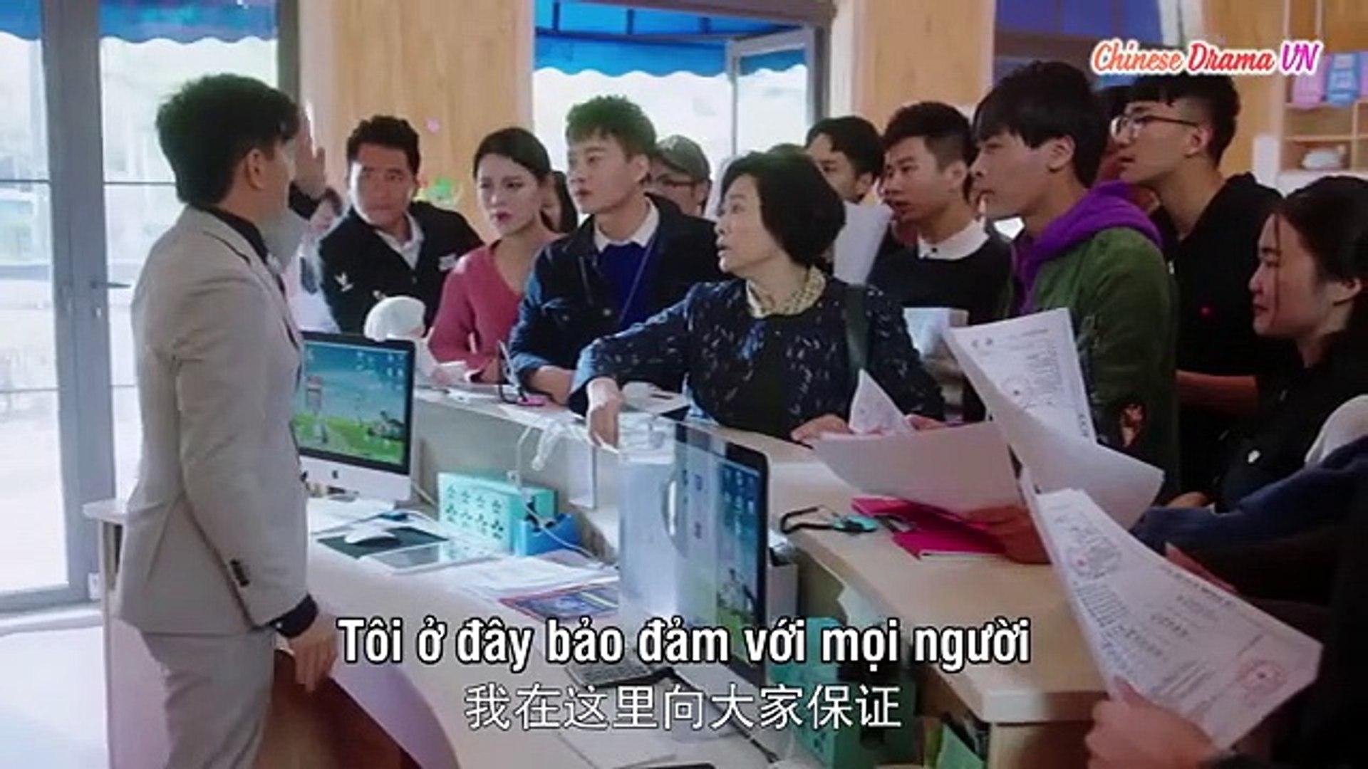 Anh Chàng Bảo Mẫu Tập 3 - Phim Trung Quốc Lồng Tiếng HTV7 - Phim Anh Chang Bao Mau Tap 3