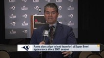 How Rams are preparing for first SB appearance since '01 season
