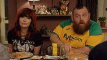 Lena Headey, Nick Frost Talk About WWE In 'Fighting With My Family'