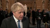 Raw Moment: Boris Johnson says MPs will reject May's deal again if backstop changes insufficient