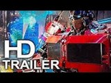 BUMBLEBEE (FIRST LOOK - Optimus Prime Secret Plan Trailer NEW) 2018 John Cena Transformers Movie HD