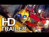 BUMBLEBEE (FIRST LOOK - Cybertron Has Fallen Trailer NEW) 2018 John Cena Transformers Movie HD
