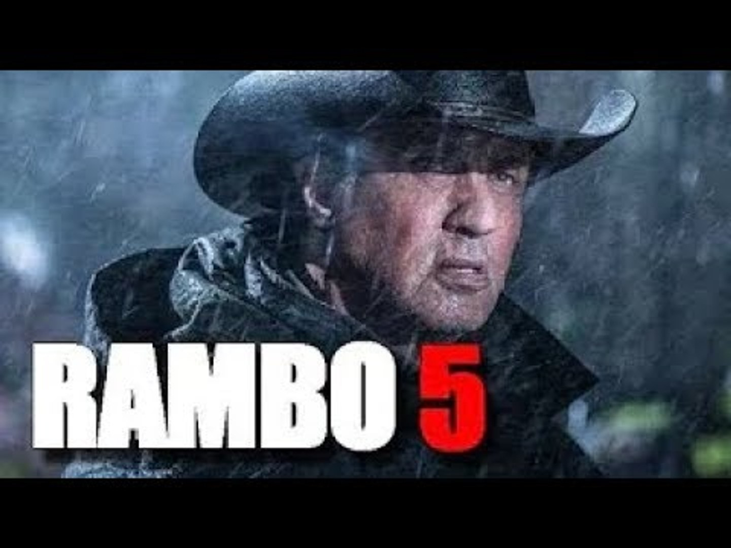 Rambo 5 - Last Blood (FIRST LOOK - Shooting wrapped and Goodbye to John  Rambo?) Stallone Movie HD