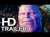 AVENGERS 4 ENDGAME (FIRST LOOK - Thanos Won Trailer NEW) 2019 Marvel Superhero Movie HD
