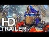 BUMBLEBEE (FIRST LOOK - Cybertron Fight Scene Clip NEW) 2018 John Cena Transformers Movie HD