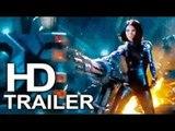 ALITA BATTLE ANGEL (FL - Gladiator Fight Scene Trailer NEW) 2019 James Cameron Sci Fi Movie HD